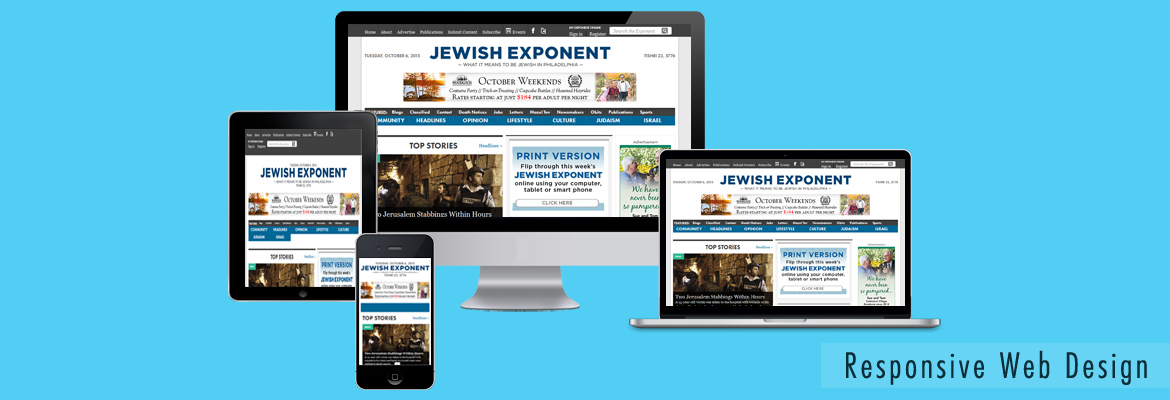 Responsive Web Design at Whitelake Interactive